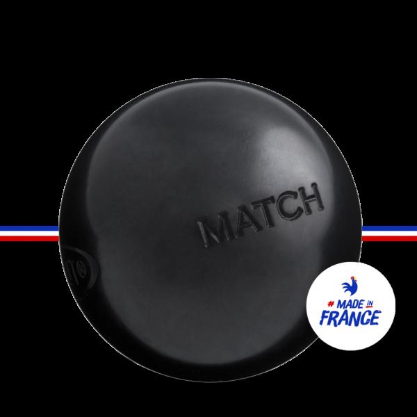 boule de pétanque de compétition Obut Match à acheter chez Pétanque Bruguières