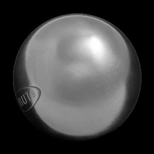 boule de pétanque de loisir Obut inox lisse à acheter chez Pétanque Bruguières