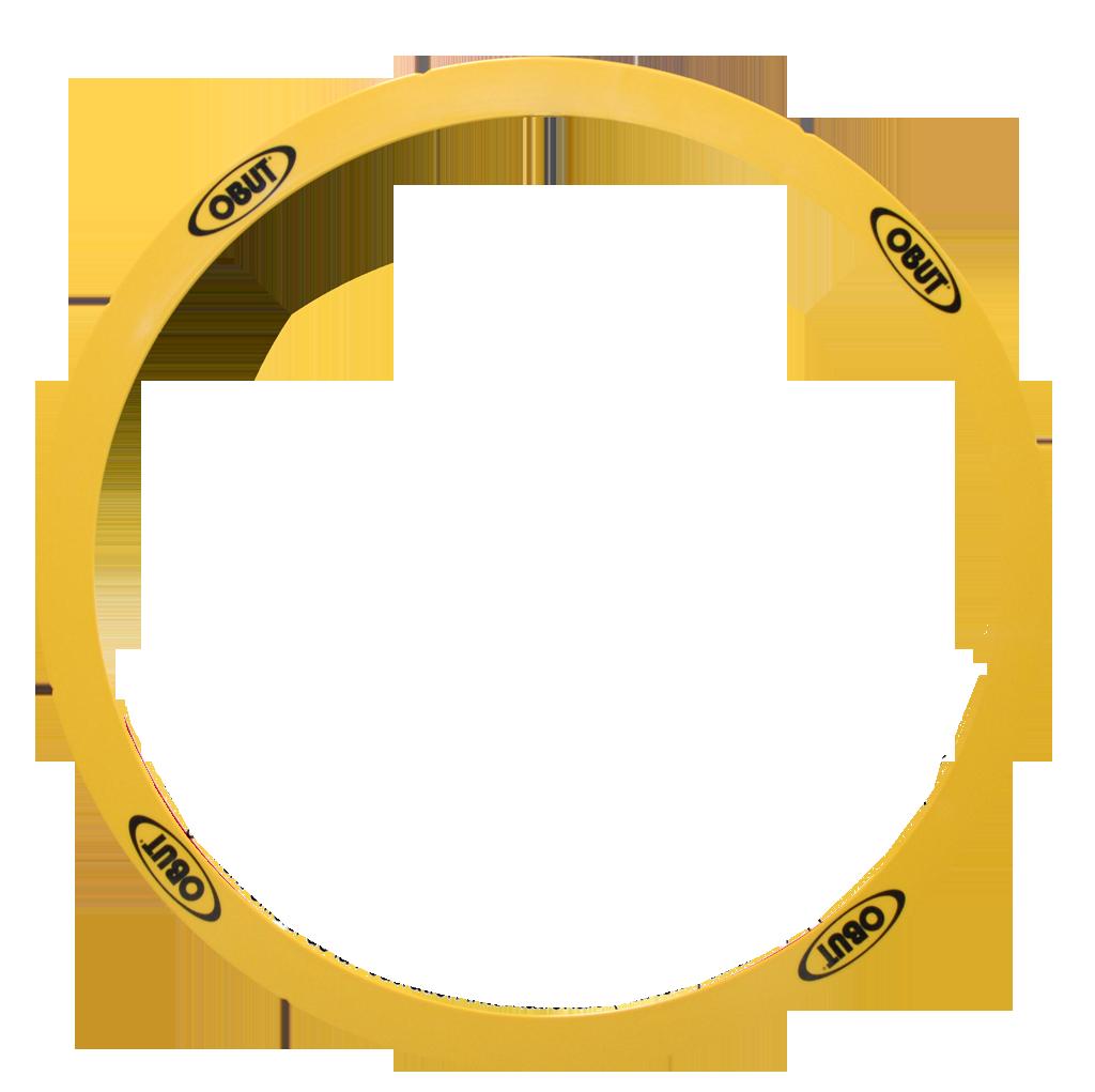 12 cercles de p tanque rigides petanque brugui res for Ramasse boule de petanque